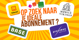 De zoektocht naar het ideale abonnement