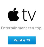 Apple TV VANAF €79