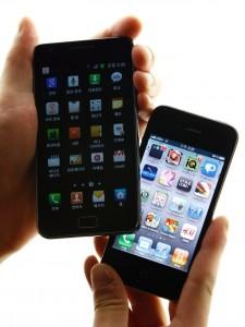 Patentenoorlog Apple en Samsung