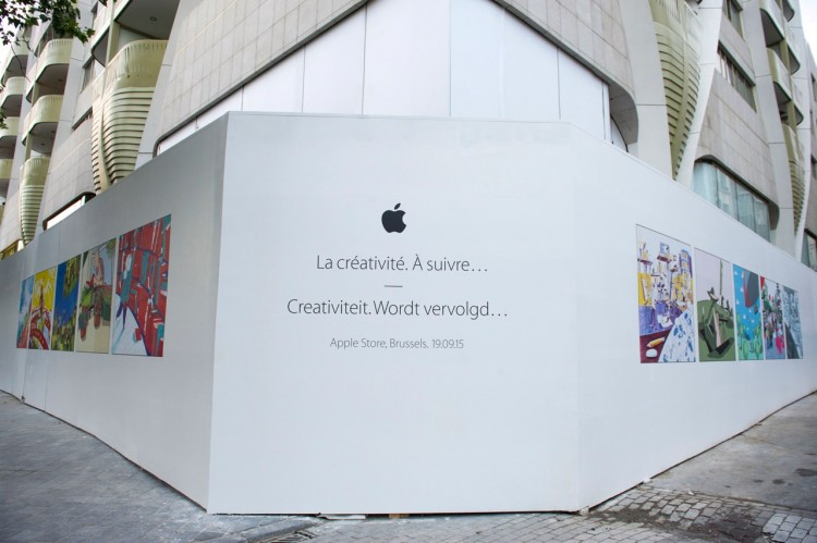 Apple Store Brussels 2