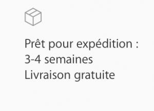 Leveringstijd in Frankrijk