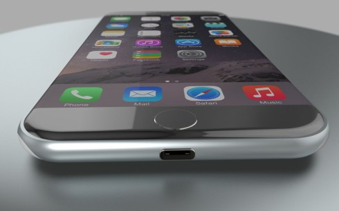 iPhone 7 concept by Hasan Kaymak