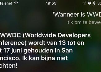 WWDC 2016 Siri