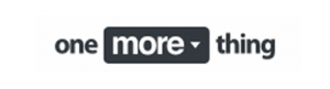 OneMoreThing_logo
