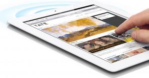 iPad met Retina Display