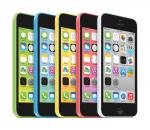iPhone 5c alle 5