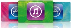 iTunes kaarten