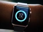Apple Watch om arm