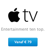 Apple TV VANAF €79