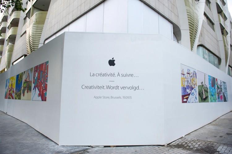 Apple Store Brussels 2