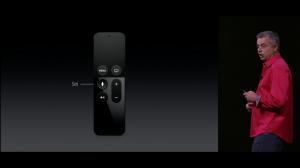 Nieuwe Apple afstandsbediening