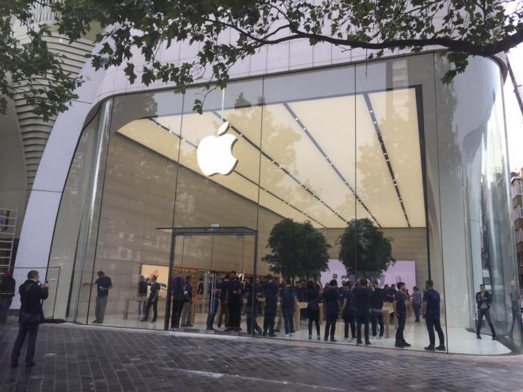 Apple Store Brussel
