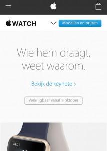 Apple Watch 9 okt