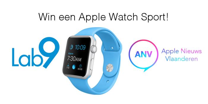Win een Apple Watch