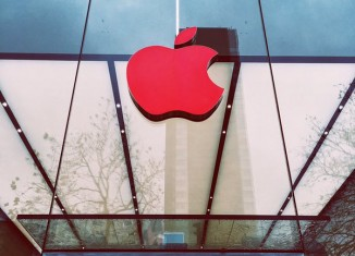 Apple Store Brussel op World Aids Day
