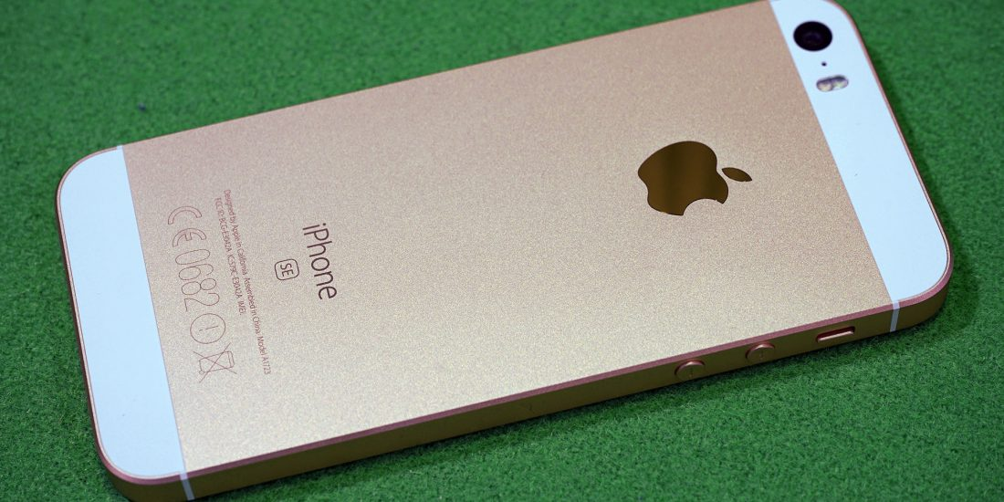 iPhone SE (Foto: Алексей Ведерников / Wikimedia Commons)