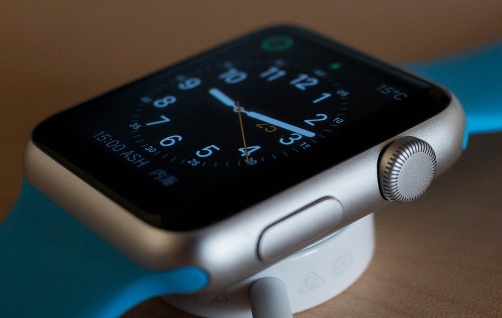 Apple Watch MicroLED-schermen Apple