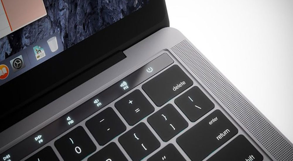 Apple Touch Bar Keyboard (Foto: iPhoneDigital / Flickr)