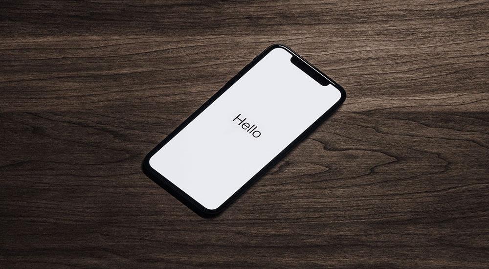 Batterijconditie iPhone iOS 11.3