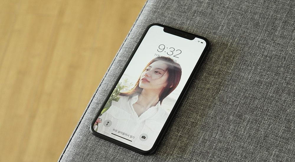iPhone X met OLED (Foto: Aaron Yoo / Flickr)