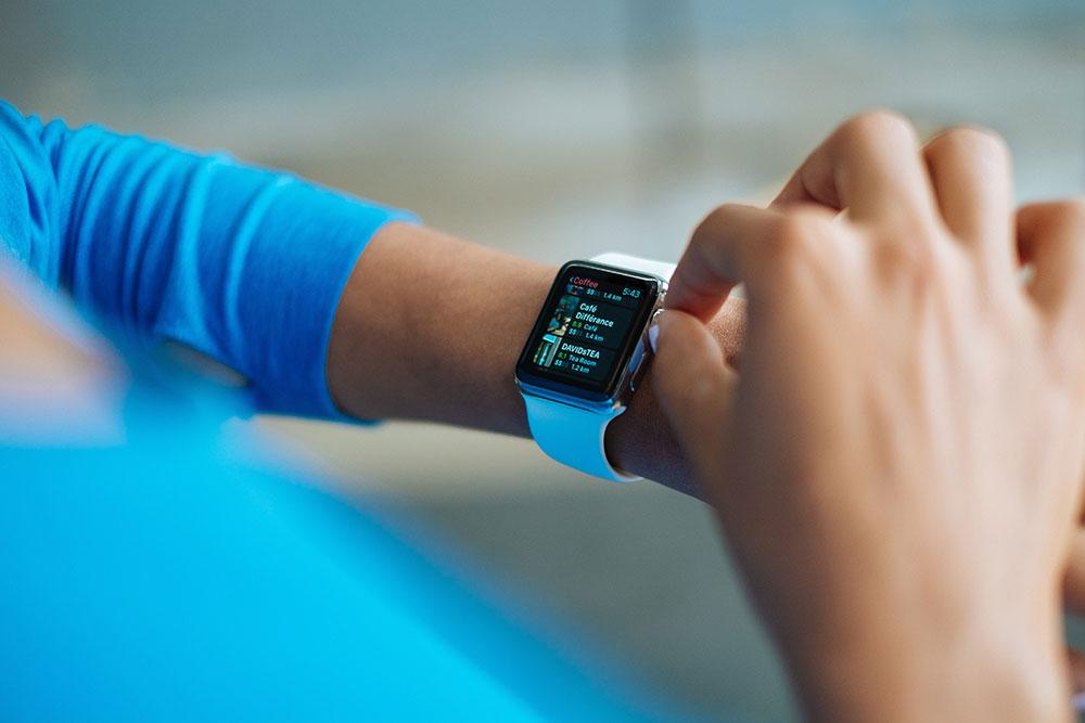 Apple Watch OS 5