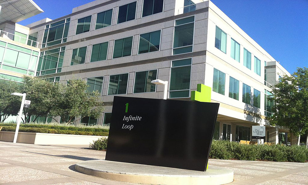 Apple Headquarters (Foto: Wikimedia)